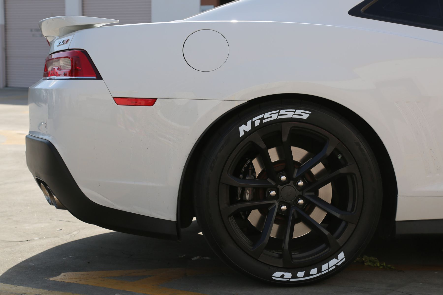 Nitto Nt555 Tire Stickers Com