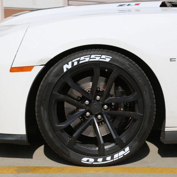 Nitto Nt555 Tire Stickers Com