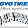 Official Toyo Tires Tire Lettering Kit - White and Black Letters