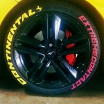 continental extreme contact - tire -