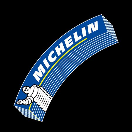 Michelin-Tire-blue-and-White-tire-lettering-tire-stickers