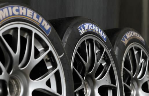 Michelin Tyre Sidewall Decals