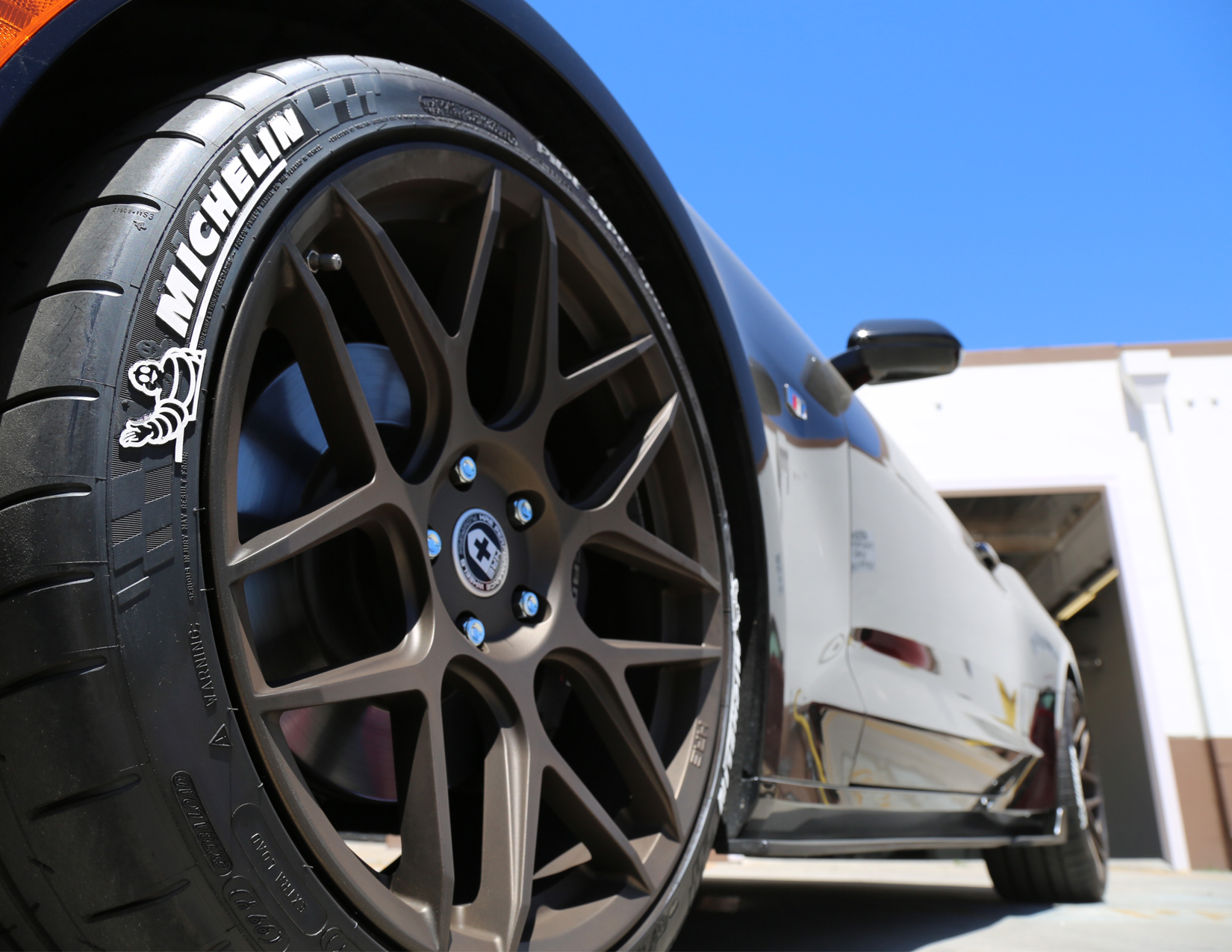 Michelin Whitewall Tires >> Blue White Michelin Man Tire Decals Tire Stickers