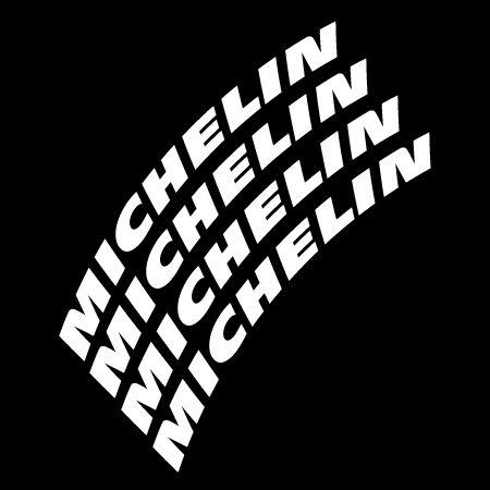 Michelin Lettering