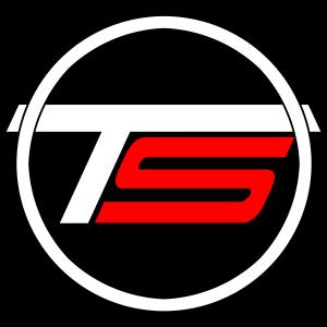 Tire Stickers - Circle Logo