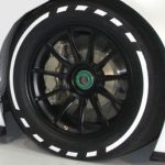 Dotted Lines - Tire Sidewall Design