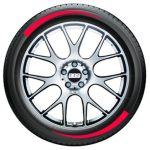 Tire Graphics - red 1