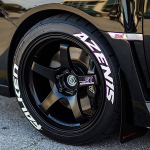 Falken Azenis Raised White Rubber Kit