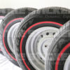 Goodyear Redline Tires - by Tire Stickers