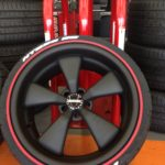 Redline Nitto Tire