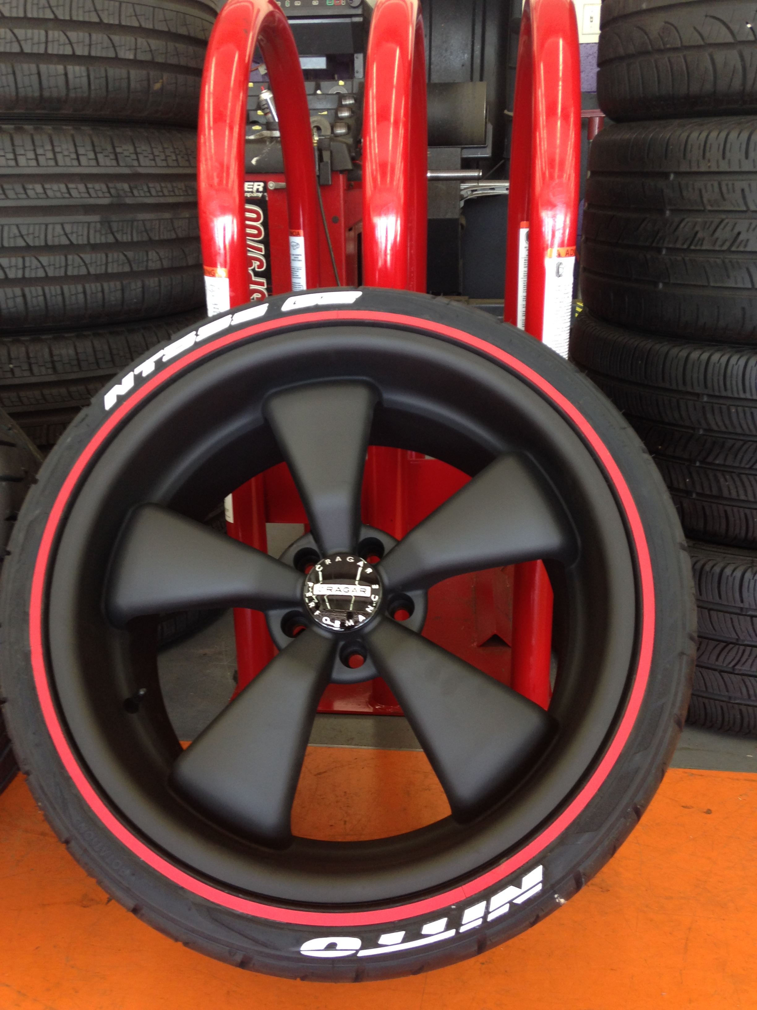 Red Line Tires >> Redline Tire Rubber Ring Add On