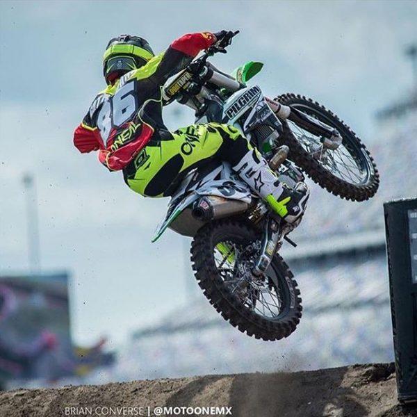 AJ Catanzaro - 2016 - AMA Supercross
