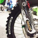 AJ Catanzaro - Tire Stickers - Dirt Bike Number Tire Decals