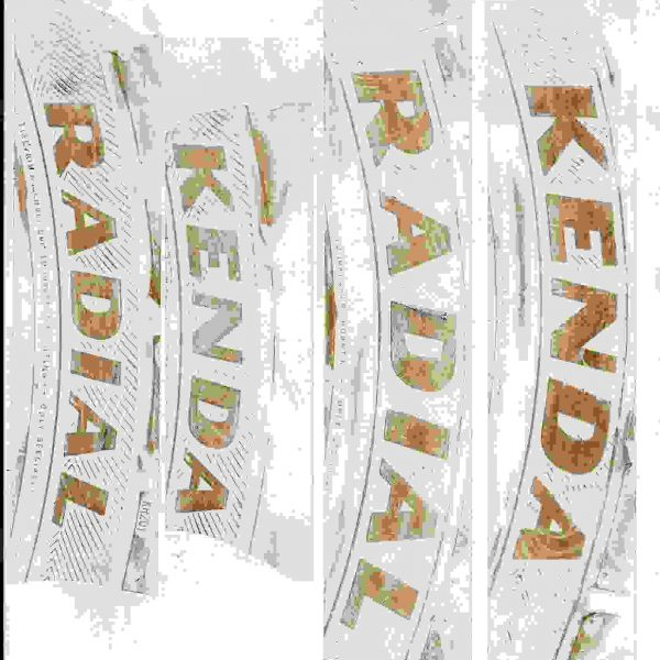 kenda radial tire scan