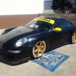 Porsche - Toyo Tires - Super Stretched Tire Lettering Kit