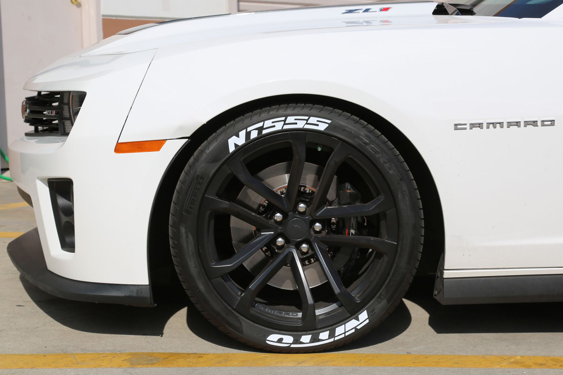Nitto Nt555 Tire Lettering Tire Stickers