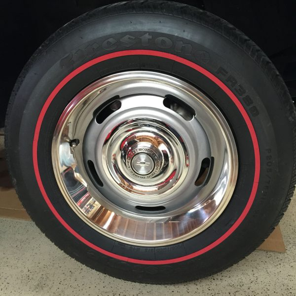 18 Inch Tires >> Vintage Red Line Walls | TIRE STICKERS .COM