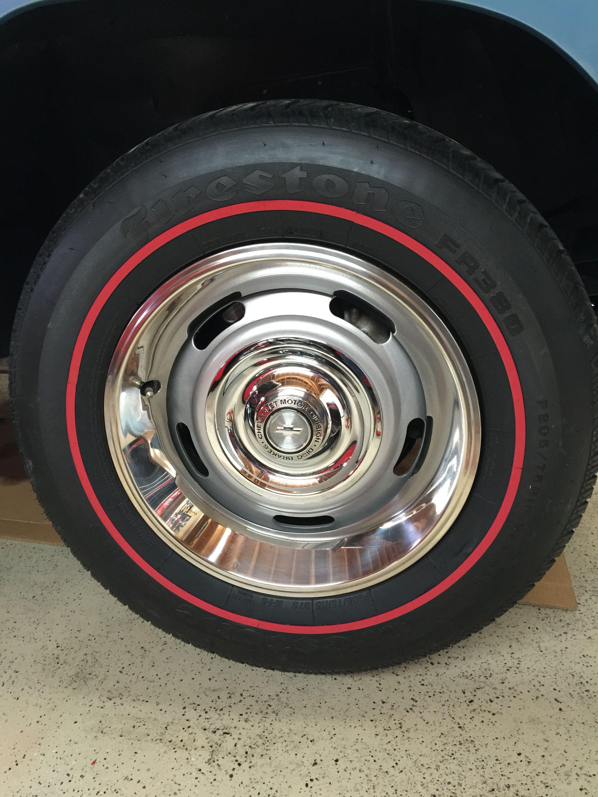 redline tire ring add-on kit
