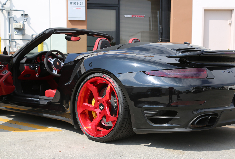Dkh Auto Sports Forgiato Porsche 911 Pirelli Tire Stickers Pic 4 Tire Stickers Com
