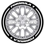 FORMULA 1 - TIRE DECAL DESIGN-1