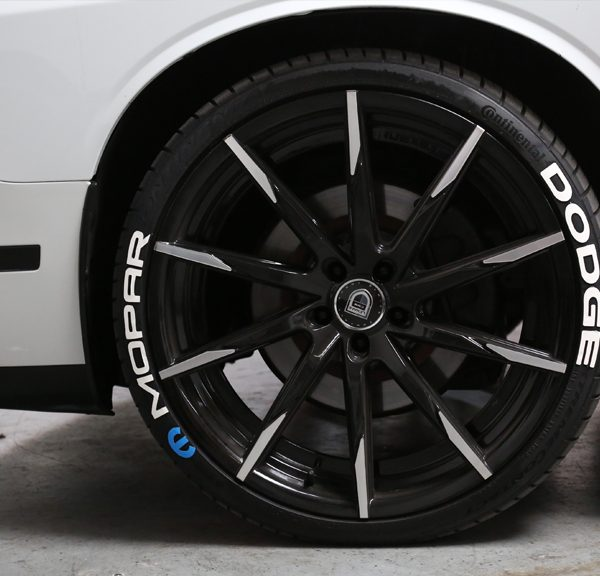 Dodge – Mopar – SRT | TIRE STICKERS .COM