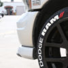 dodge ram tire stickers