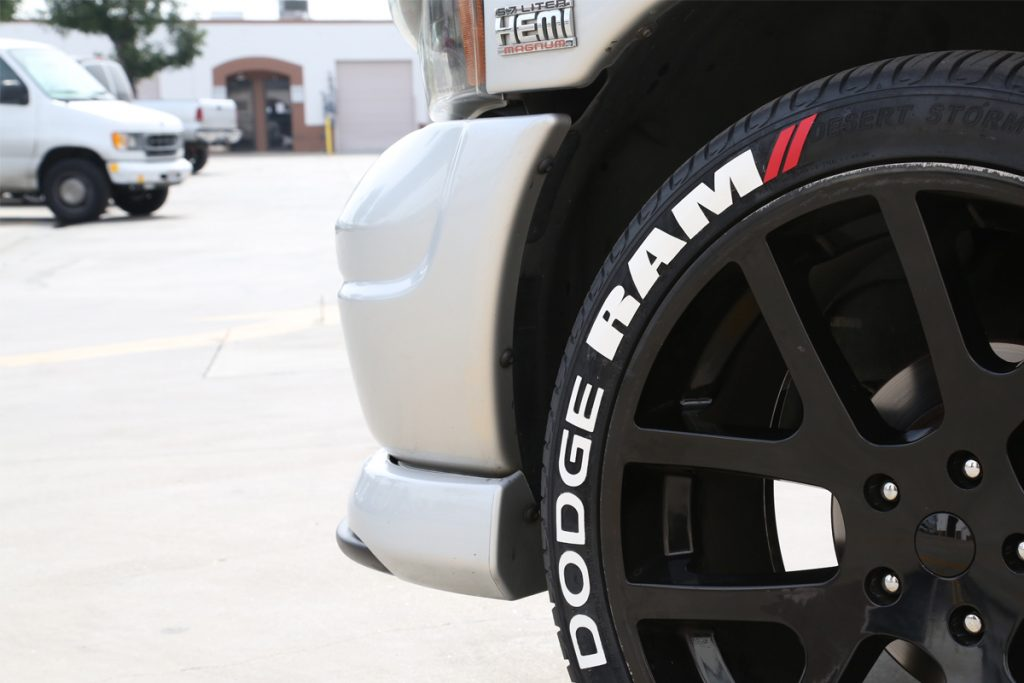 Redline Tire Kits Red Lines For Any Tire Sidewall
