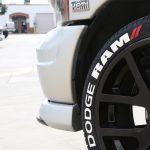 dodge ram tire stickers