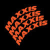 MAXXIS tire lettering
