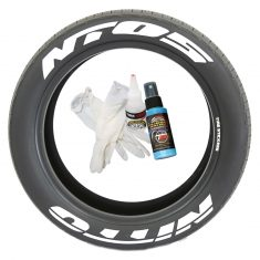 Nitto-NT05-white-raised-rubber-permanent-tire-lettering-center-8-decals