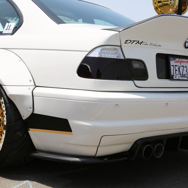 bmw white tire stickers - m series