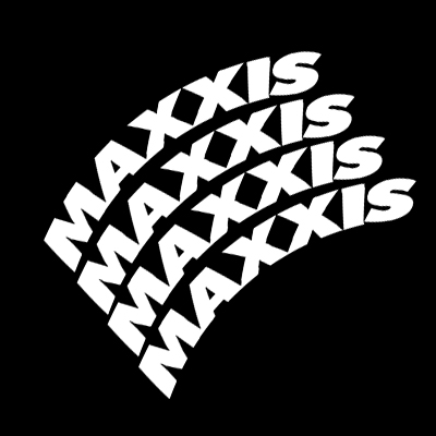 maxxis white tire stickers
