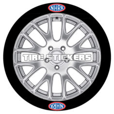 nhra sticker - color
