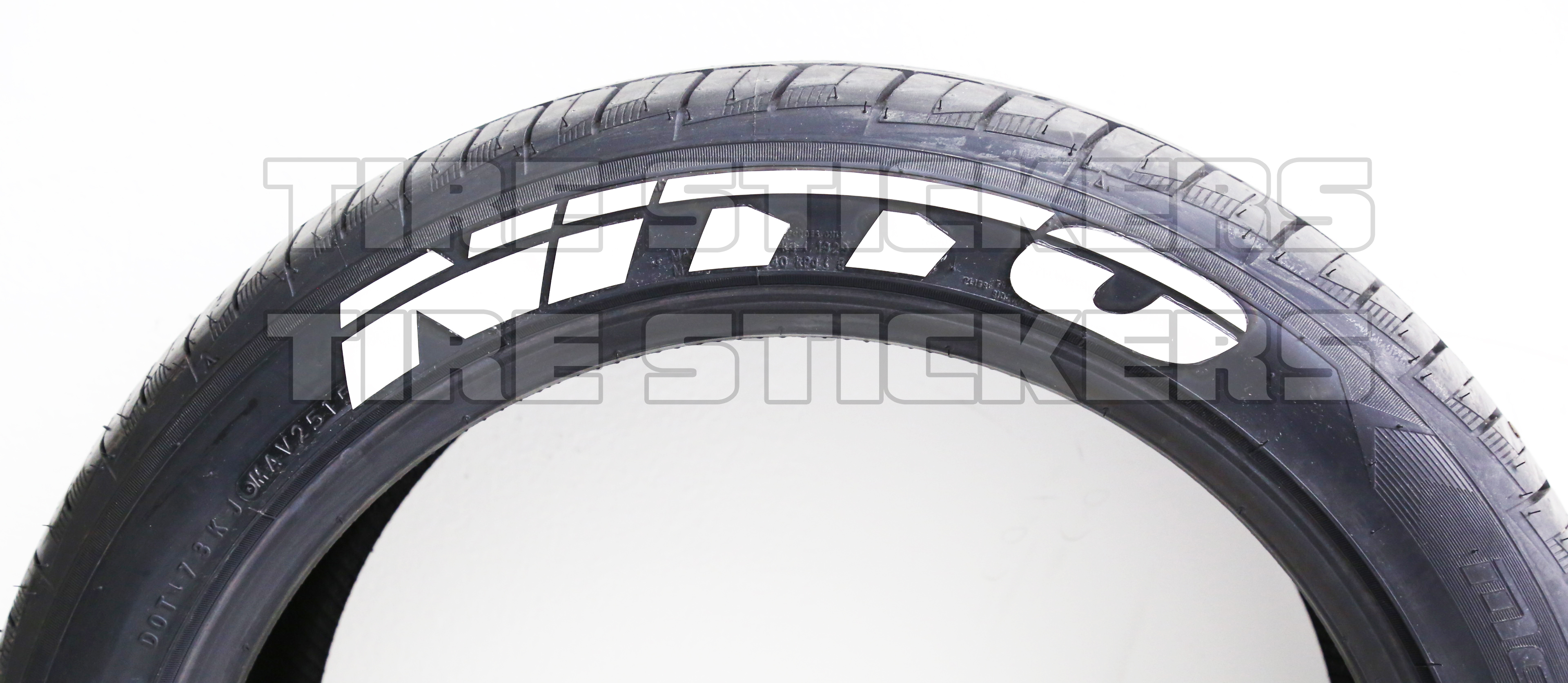 Nitto Tires With White Lettering >> FALKEN AZENIS - Tire Lettering Kit