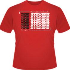 tyerstickers tshirt