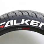 Falken - Red - Dash - Tire Stickers