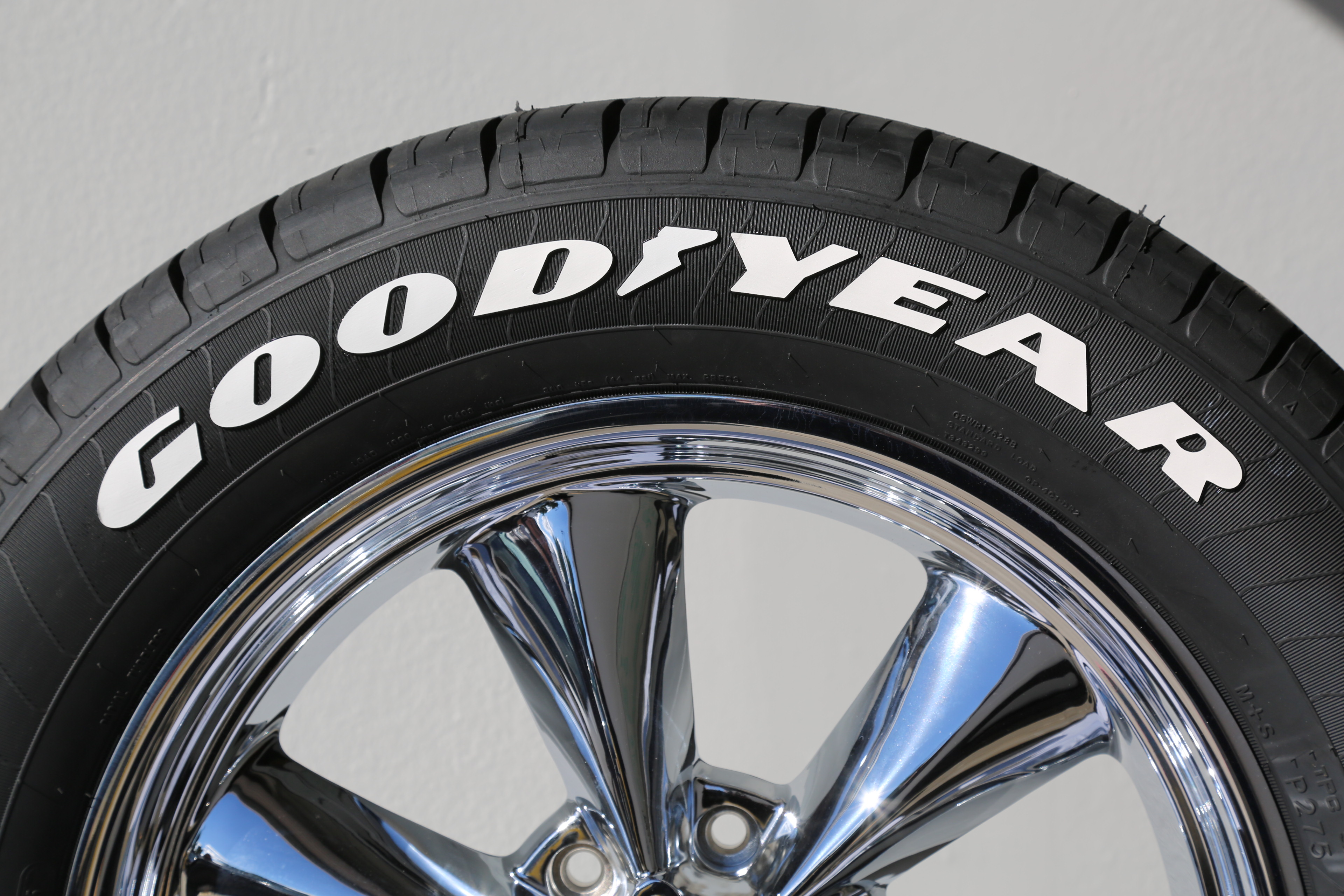Goodyear eagle f1 asymmetric maximum performance summer for Goodyear white letter tires for sale