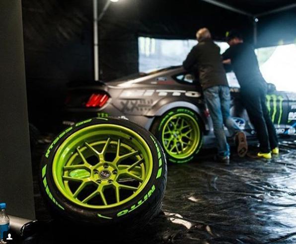Custom Color Edition Tire Stickers