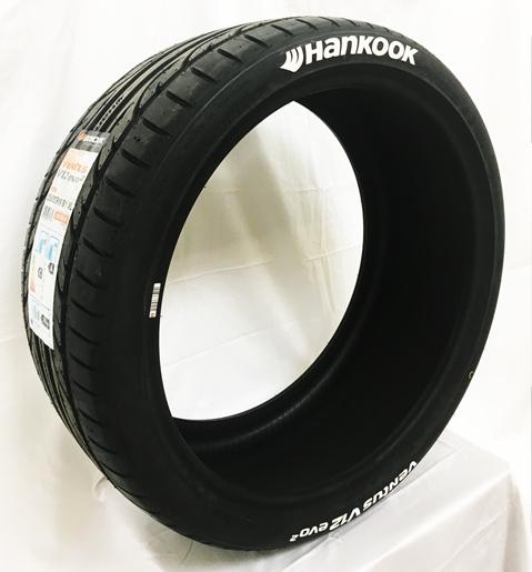 Hankook Ventus V12 Evo2 Maximum Performance Summer Tire Stickers