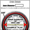 Red line Tire -
