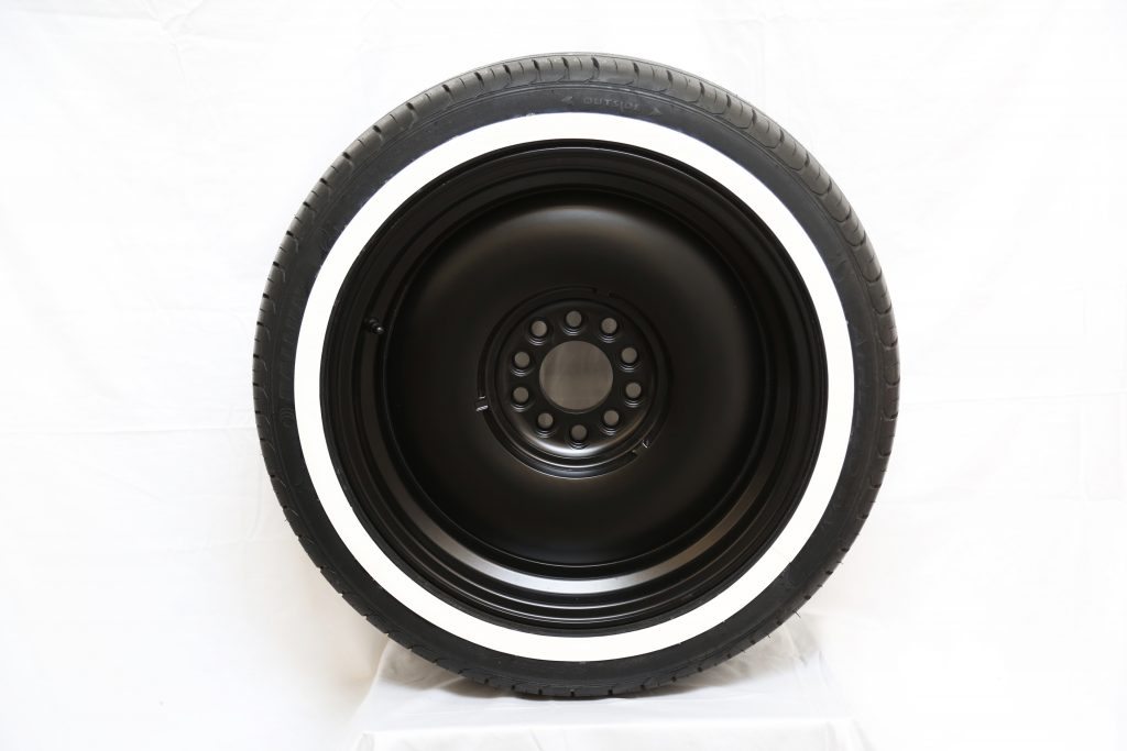 WhiteWall - tire stickers - coker tire