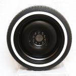 WhiteWall - coker tire - redline - vogue