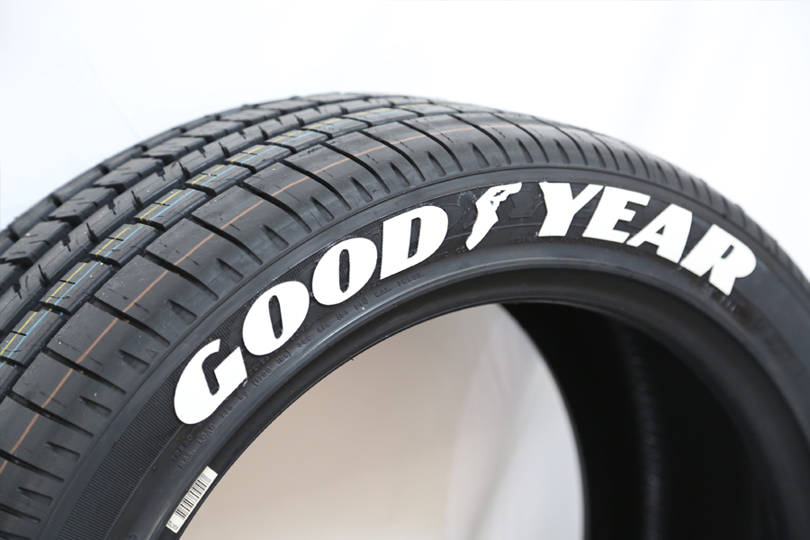 goodyear tire lettering white raised white letter tires are