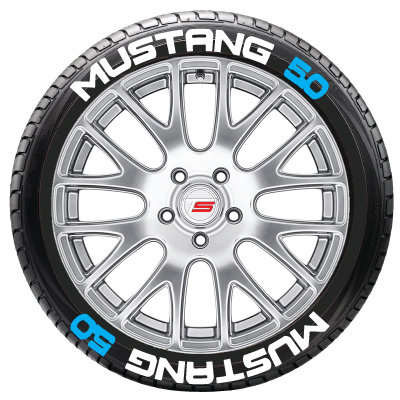 Mustang_50_tire_decal