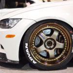 Yokohama Advan Tire Stickers