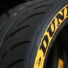 Yellow-DUNLOP_tire-stickers-logo-lettering