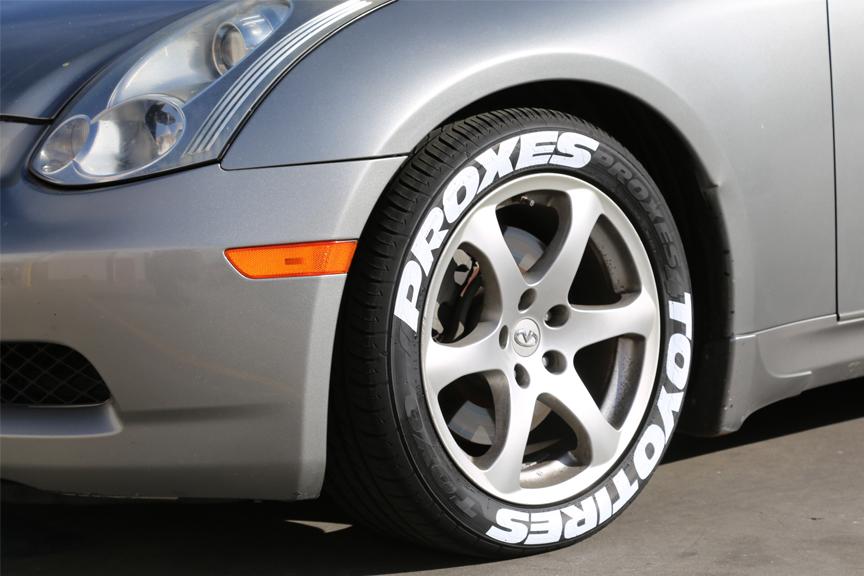 white letter tyres toyo proxes