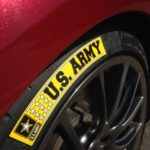 ARMY - Tire Stickers