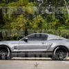 Ford Mustang with Hankook Tires - Tire Stickkers
