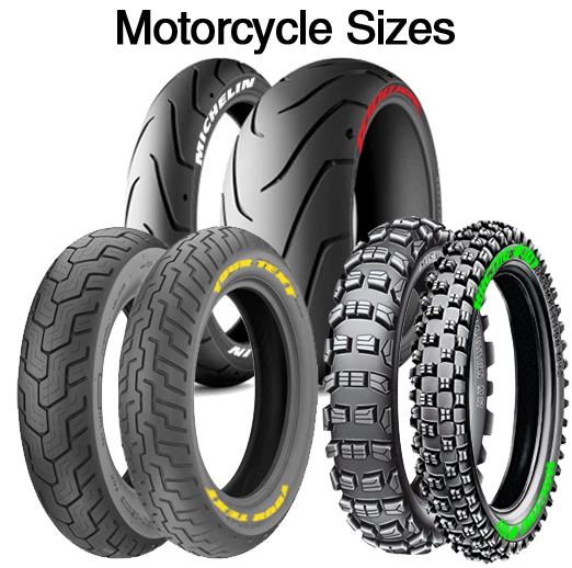 Tire Lettering For MOTORCYCLE Tires | TIRE STICKERS.COM